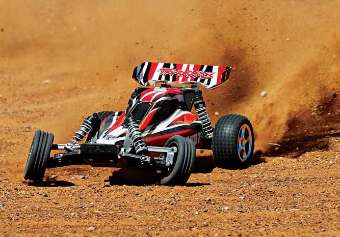Traxxas Electric RC Cars